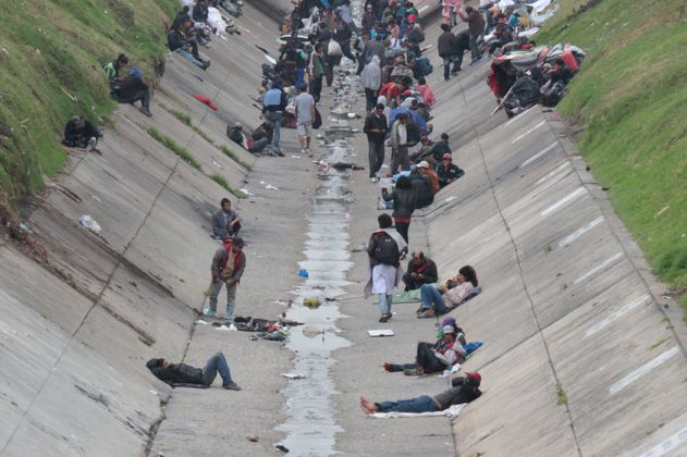 Aunque Distrito dice que hay menos habitantes de calle, ONG no le creen