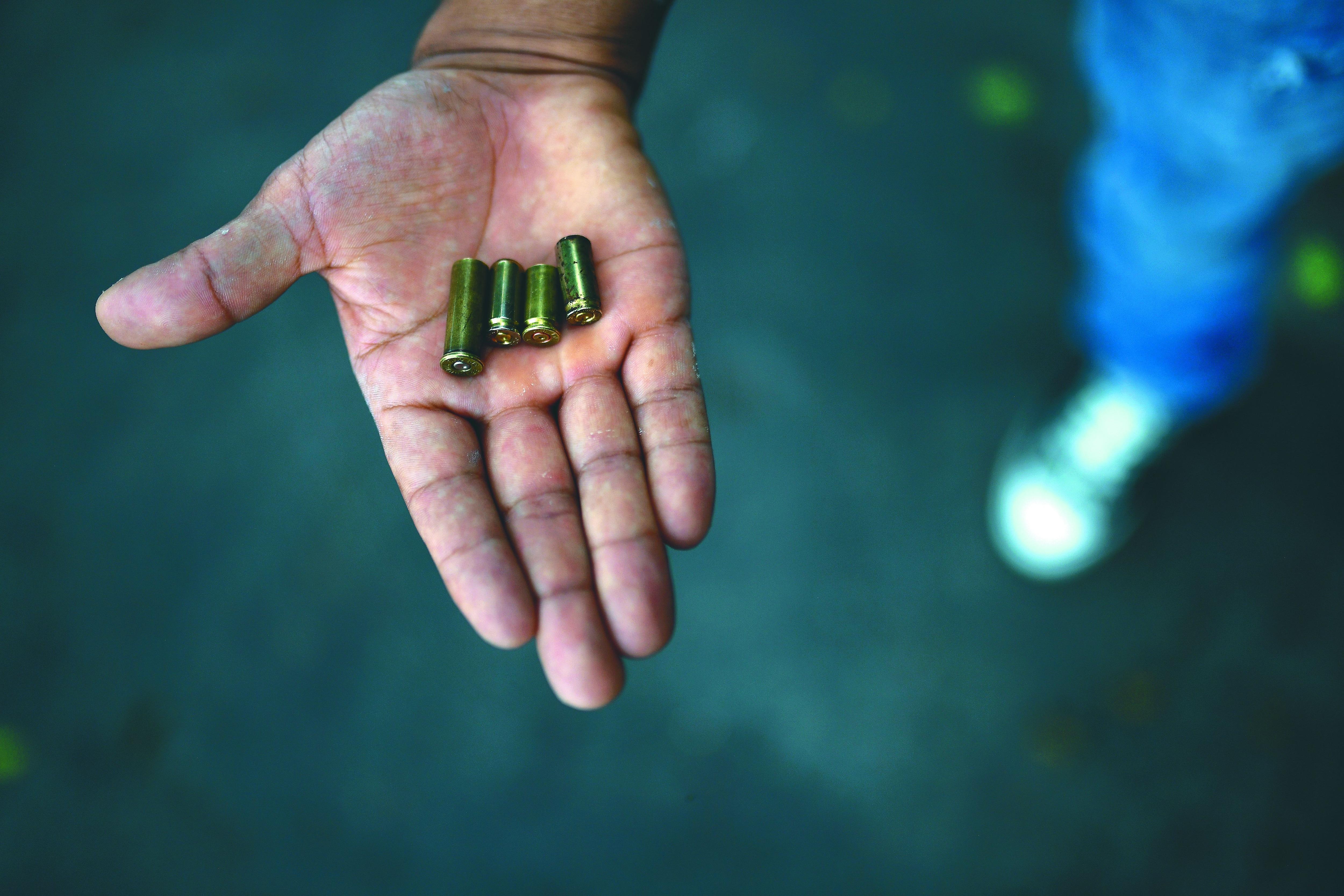 En varias ciudades del país se han reportado casos de armas disparadas por la Fuerza Pública en manifestaciones (Foto referencia).