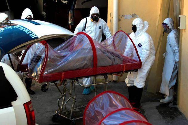 El coronavirus, los muertos y los vivos: Pensamientos desde casa, día 17