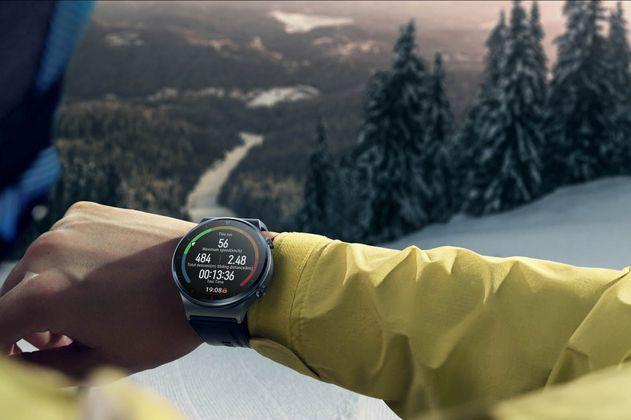 Huawei Watch GT 2 Pro, elegancia con vocación deportiva