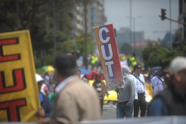 Tras amenaza de muerte contra líder, CUT le pide al Gobierno garantías para el ejercicio sindical