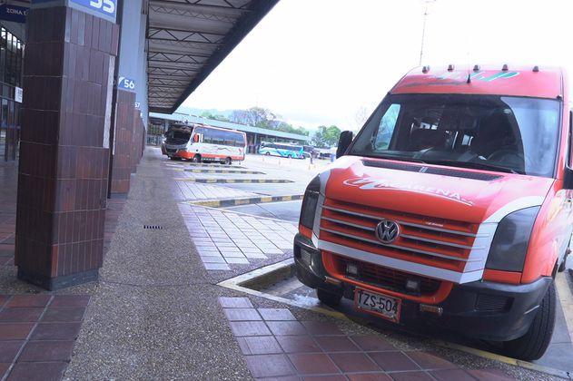 Terminales de Bogotá: Estas son las medidas de bioseguridad para viajar