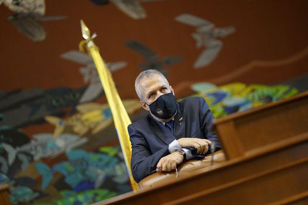 Germán Blanco: el presidente que unió a gobiernistas y oposición