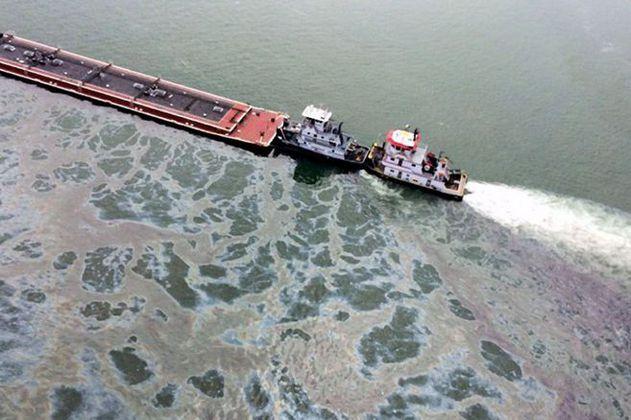 ¿Cómo evitar que derrames de petróleo dañen el medio ambiente?