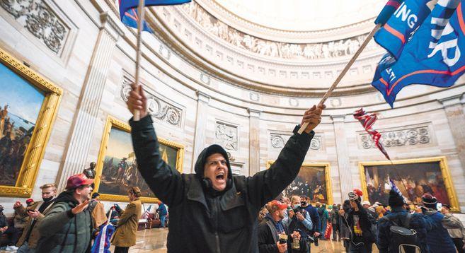 Un ataque contra la democracia: el mundo rechaza la toma del Capitolio en  Washington   EL ESPECTADOR