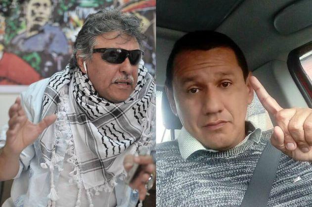 """Declaraciones de Marlon Marín, el as bajo la manga de EE.UU. contra """"Santrich"""""""