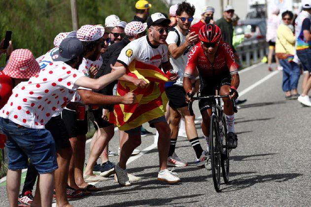 Las cuentas de Nairo Quintana para ser campeón de la montaña en el Tour de Francia