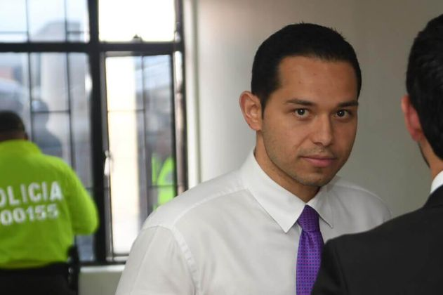 Leonardo Pinilla, protagonista del cartel de la toga, condenado a cuatro años de prisión