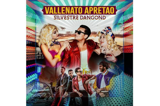 """Vallenato apretao"", lo nuevo de Silvestre Dangond"
