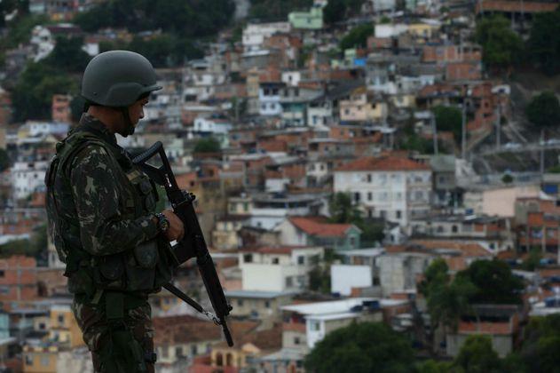 ¿Se iría de tour a las favelas brasileñas?