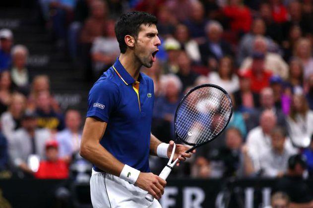 Novak Djokovic: un antivacunas que organizó un torneo de tenis y ahora tiene coronavirus