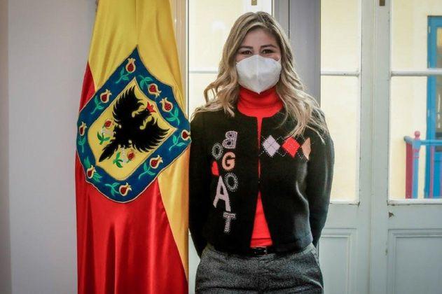 Diana Rodríguez, nueva directora de la Defensoría del Espacio Público de Bogotá