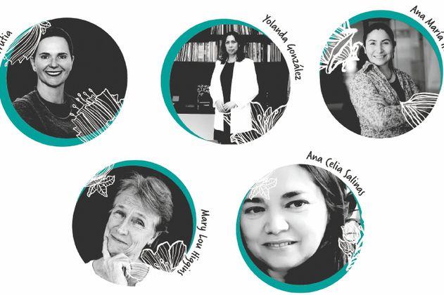 Mujeres a la cabeza de los temas ambientales de Colombia