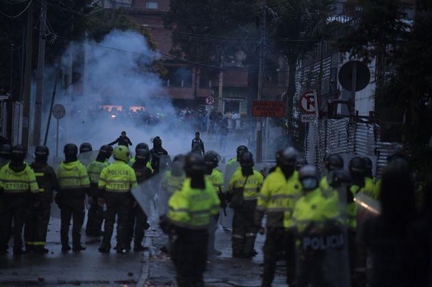 """""""Policía no debería recibir ninguna asistencia"""": organizaciones colombianas a gobierno de EE. UU."""