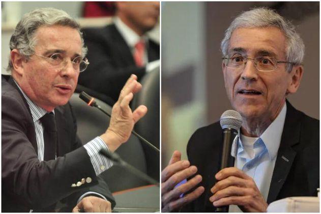 Aún no hay fecha, pero el padre De Roux y Uribe se reunirán