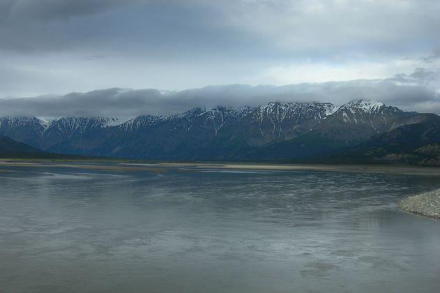 El lago Kluane, de Canadá, podría desaparecer por cuenta del cambio climático