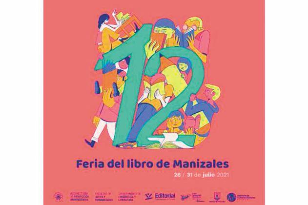 La Feria del Libro de Manizales: del 26 al 31 de julio