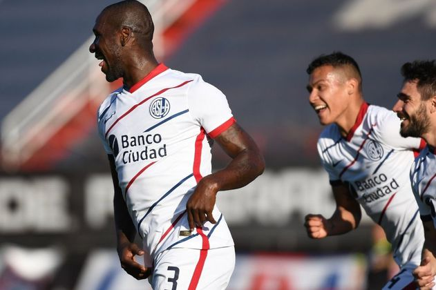 Video: Cristian Zapata volvió al gol y anotó para San Lorenzo