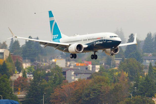 """Regulador europeo autorizará el regreso del Boeing 737 MAX """"la próxima semana"""""""