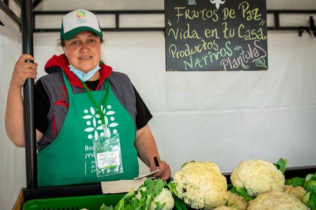 Este fin de semana vuelven los Mercados Campesinos a Bogotá