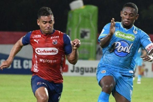 Independiente Medellín volvió a la victoria contra Jaguares en la Liga BetPlay