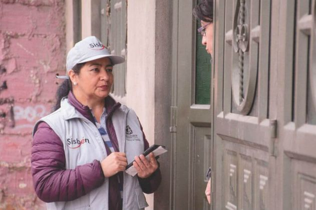 Congresistas que aparecen en el Sisbén: ¿problema de actualización?