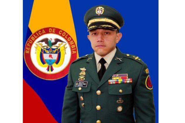 """""""Disidencias de Farc habrían asesinado en cautiverio al coronel Pérez"""": Ejército"""