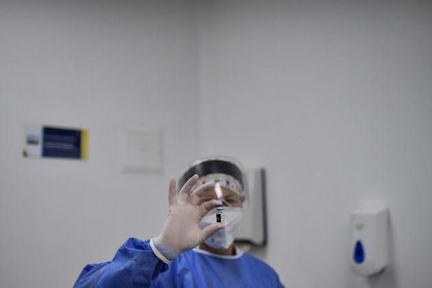 Las últimas tres semanas Colombia ha recibido más de tres millones de vacunas Pfizer