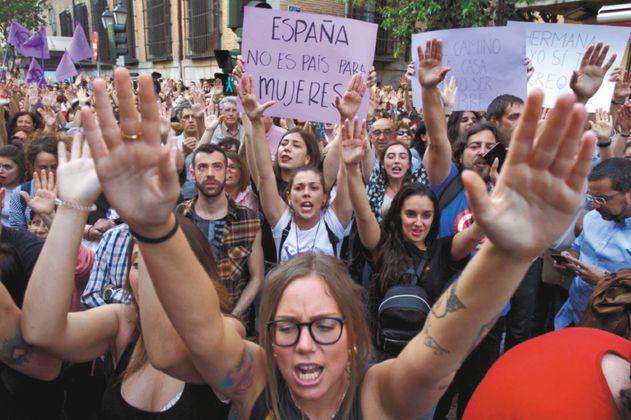 Solo sí es sí: España busca justicia para víctimas de agresión sexual
