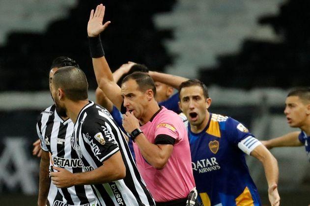 Copa Libertadores: Mineiro eliminó a Boca con el VAR como principal protagonista
