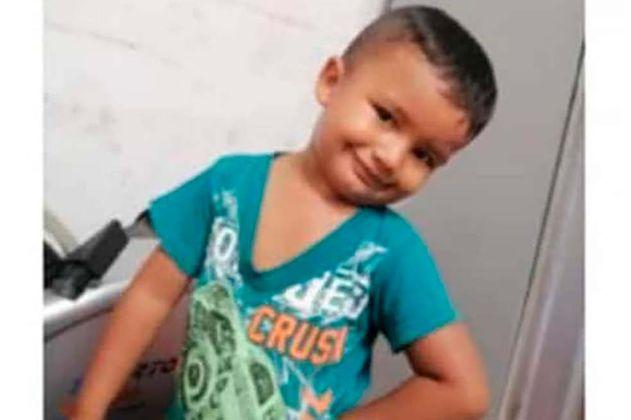 Elian Andrés Poveda desapareció hace un mes y medio en Cabrera, Cundinamarca