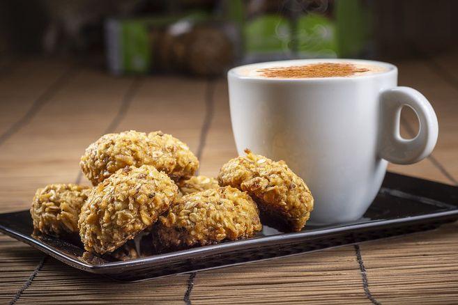 Estas deliciosas galletas de avena son perfectas para cualquier hora del día.