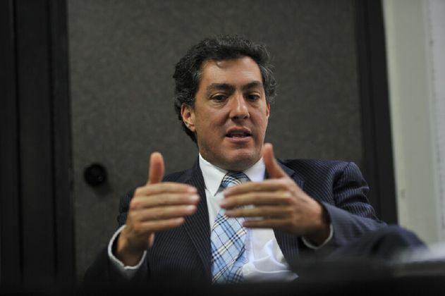 Juan Ricardo Ortega, nuevo presidente del Grupo Energía de Bogotá