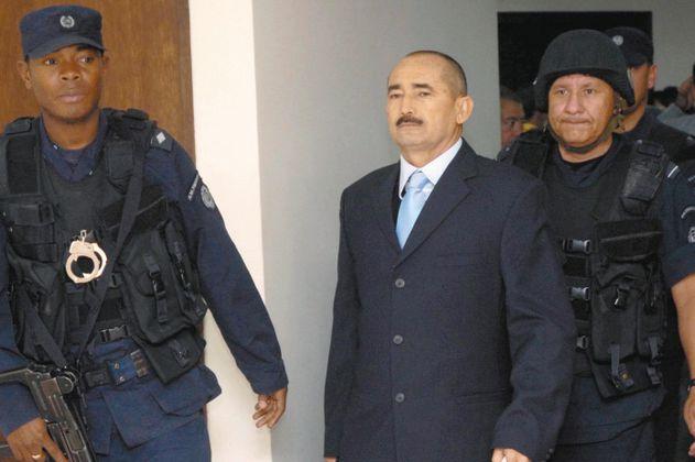 """Exjefe paramilitar """"Cuco"""" Vanoy ruega en EE.UU. que lo dejen libre """"por compasión"""""""