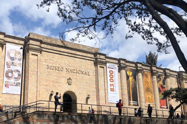 Museo Nacional de Colombia vuelve a abrir sus puertas