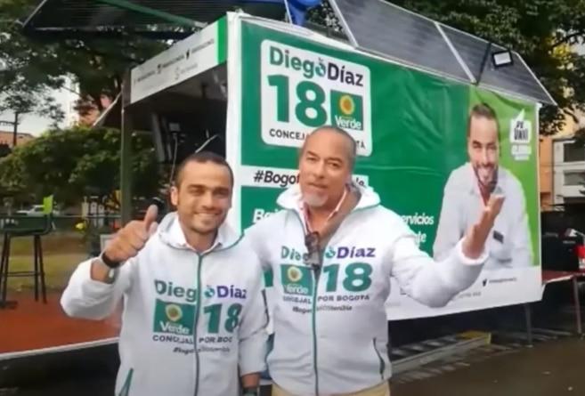 Murió Diego Díaz, hijo del actor y político Bruno Díaz   EL ESPECTADOR
