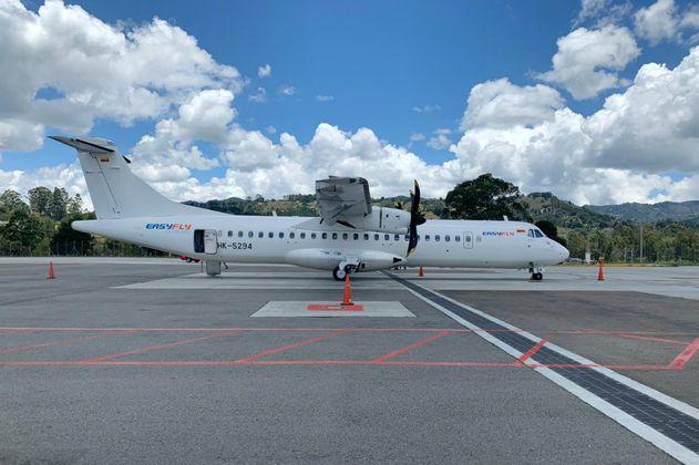 Easyfly duplicará la oferta de vuelos entre Bogotá y Florencia, en Caquetá