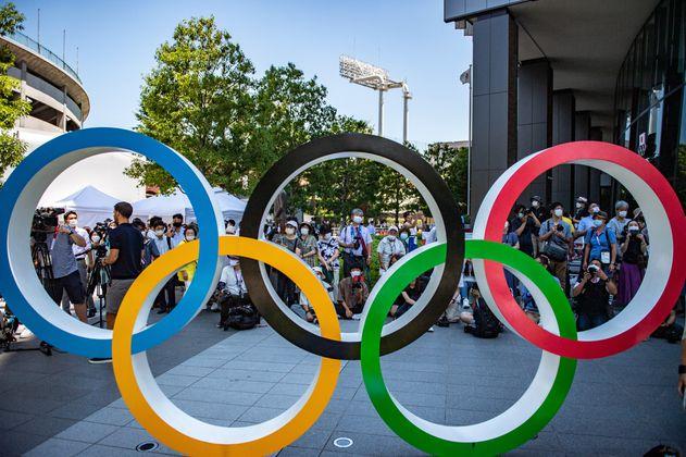 Los Juegos Olímpicos en medio de una pandemia, la historia de Kazunori Takishima