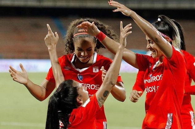 Joemar Guarecuco y su revancha para ganar la Copa Libertadores Femenina