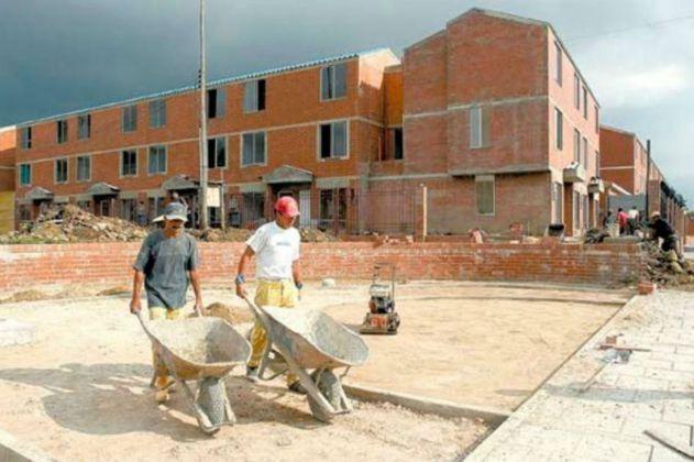 En Cundinamarca se construirán 10.074 viviendas de interés prioritario