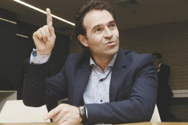 Federico Gutiérrez oficializa su precandidatura presidencial