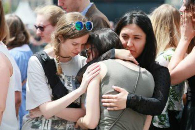 Habla una de las supervivientes del ataque que tiene a Bélgica de luto