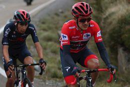 Clasificaciones de la Vuelta a España tras la etapa 7