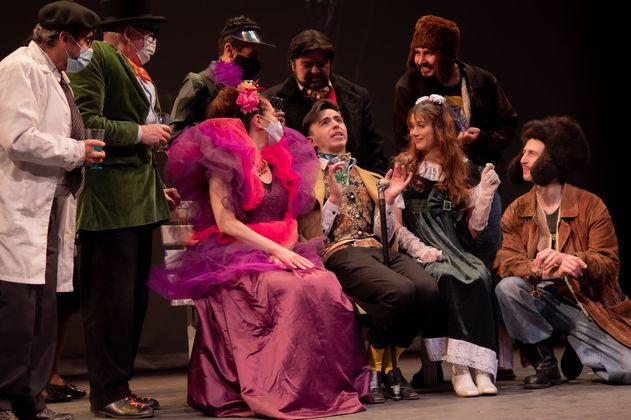 """""""El inspector"""", de Nikolai Gógol, se presentará en el Teatro Libre"""