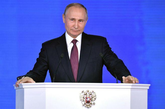 Los resultados de la vacuna rusa Sputnik V se convierten en un éxito científico y político para el presidente de Rusia, Vladimir Putin. / EFE
