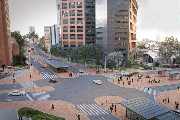 Cámara Colombiana de Infraestructura defendió el Transmilenio por la Séptima