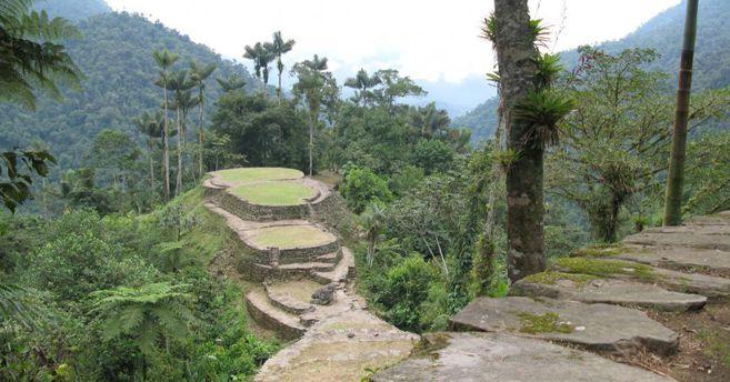 El Misterio Del Parque Arqueologico De Ciudad Perdida El Espectador