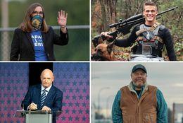 Los nuevos rostros de la política en Estados Unidos