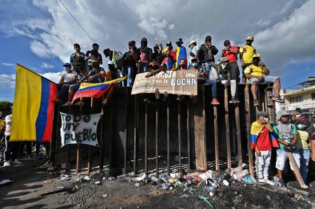 En vivo paro nacional: así transcurren las marchas en Cali, Medellín y otras ciudades