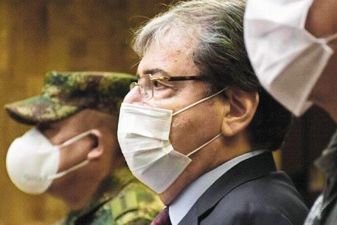 Carlos Holmes Trujillo se desempeñó en este gobierno como ministro de Relaciones Exteriores y de Defensa. Fue precandidato presidencial para las elecciones de 2018.
